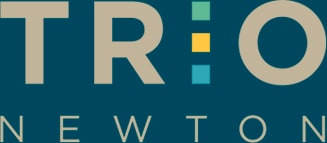 Trio Newton Apartments - Logo